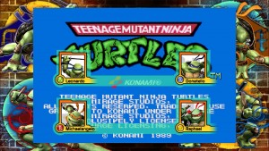 You got your '07 Turtles in my '89 Turtles