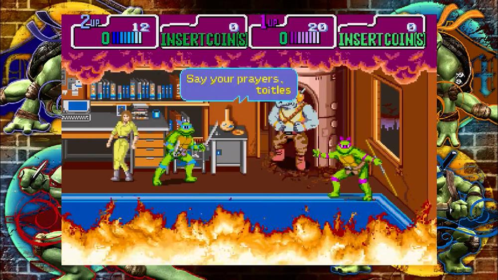 Teenage Mutant Ninja Turtles (1989) | Delisted Games