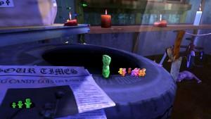 Pikmin-lite gameplay