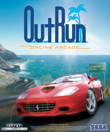 OutRun Online Arcade | Delisted Games