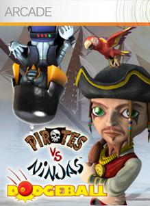 Pirates vs. Ninjas Dodgeball*