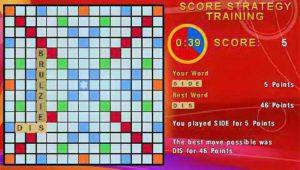 Scrabble PSP Gameplay