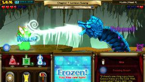 Gameplay Screen