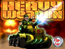 Heavy Weapon: Atomic Tank*