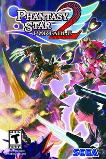 Phantasy Star Portable 2*