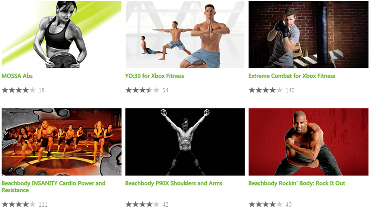 Microsoft Refunding all purchases of Xbox Fitness Content