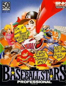 Baseball Stars Professional*