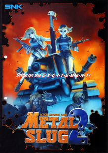 Metal Slug 2*