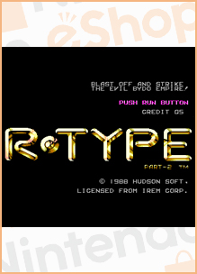 R-Type Part-2 (Virtual Console)