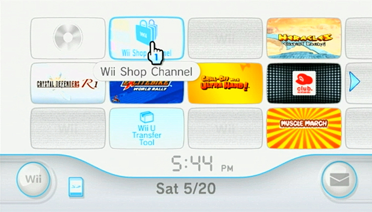 Nintendo Wii Shop shutting down January 30th, 2019
