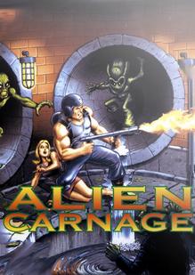 aliencarnage