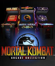 Mortal Kombat Arcade Kollection*