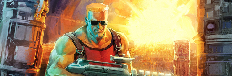 All out of Gum, err, Games: Duke Nukem Titles now on the Site