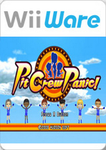 Pit Crew Panic!*