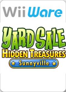 Yard Sale Hidden Treasures: Sunnyville*
