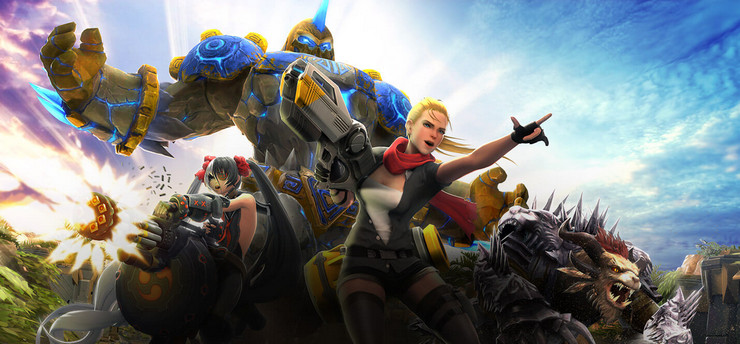NCSoft's MOBA, Master X Master, shutting down January 31st