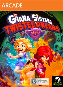 Giana Sisters: Twisted Dreams [RELISTED]