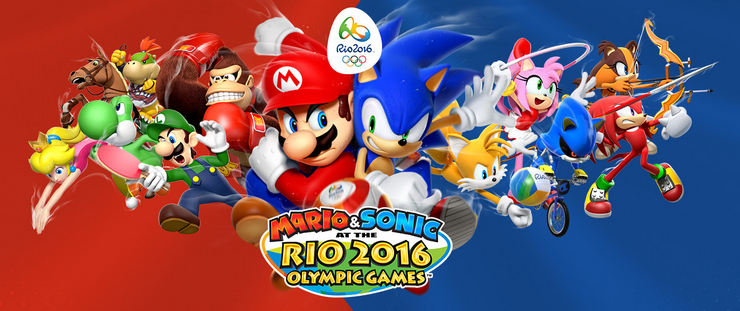 Mario & Sonic at the Rio Olympics 2016 Delisting on December 27th