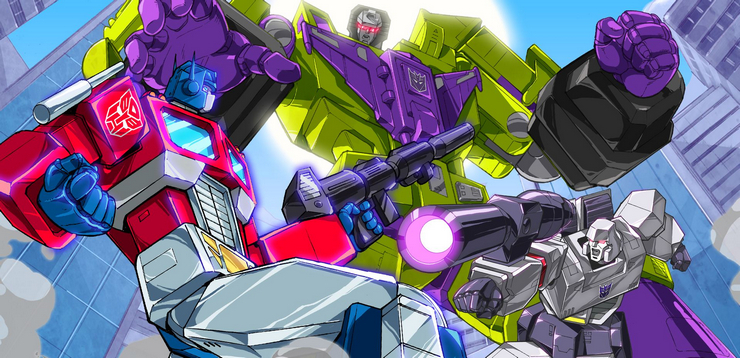 Last Chance for Transformers: Devastation & Legend of Korra