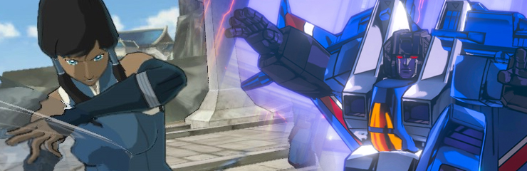 Transformers: Devastation & Legend of Korra Delisted December 21st