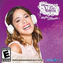 Disney Violetta: Rhythm & Music