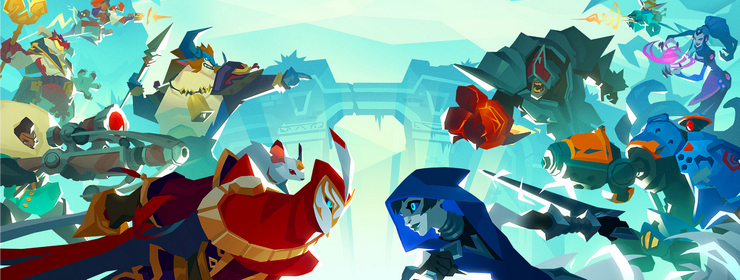 """Hero Shooter"" Gigantic to shut down July 31, 2018"