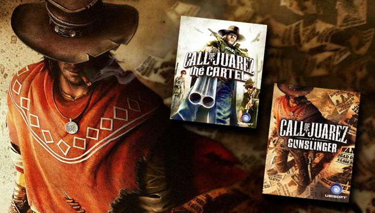 Call of Juarez: Gunslinger and The Cartel delisted