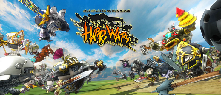Happy Wars on Xbox 360 and PC shutdown announced