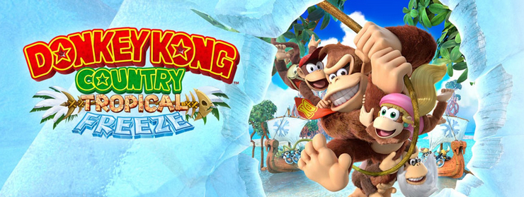 Wii U downloads of Donkey Kong Country: Tropical Freeze put on ice?