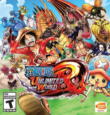 One Piece World Unlimited Red