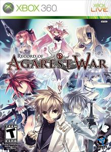 Record of Agarest War*