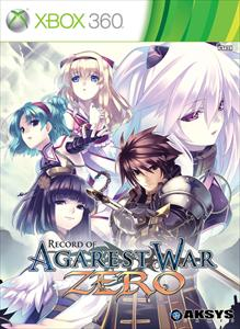 Record of Agarest War Zero*