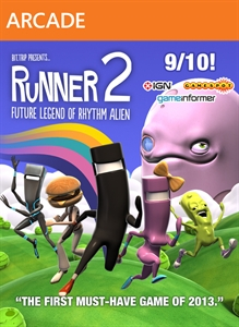 Bit.Trip Presents… Runner2: Future Legend of Rhythm Alien*