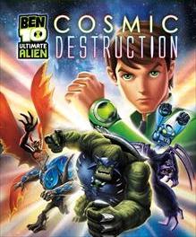 Ben 10 Ultimate Alien Cosmic Destruction Delisted Games