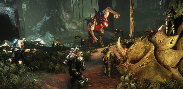 2K Games shutting down Evolve servers September 3rd
