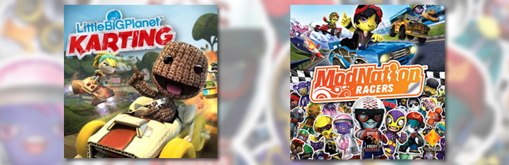ModNation Racers & LittleBigPlanet Karting lose online play in July