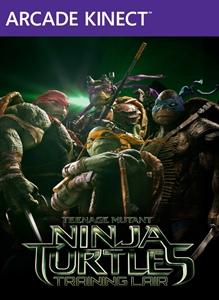 Teenage Mutant Ninja Turtles Training Lair