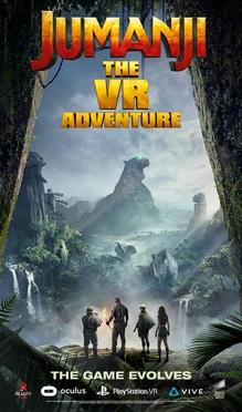 Jumanji: The VR Adventure