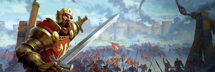 Age of Empires: Castle Siege shutting down May 2019