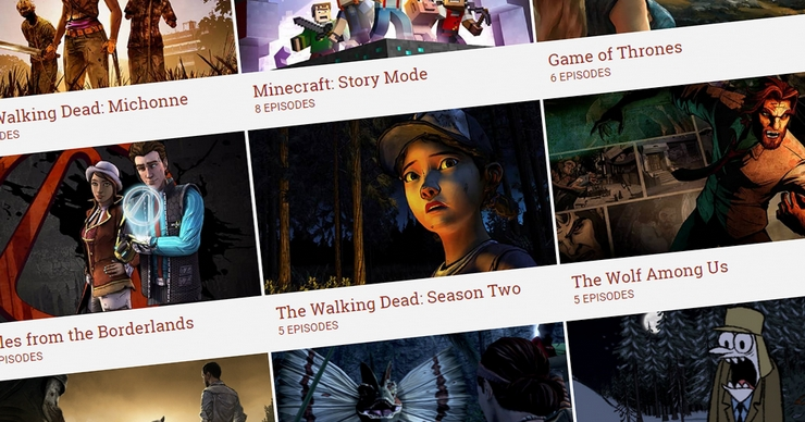 Beginning of the End: More Telltale Games titles delisted