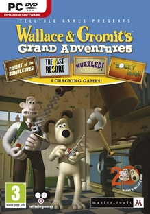 Wallace & Gromit's Grand Adventures [RELISTED]