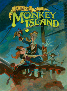 Tales of Monkey Island [RELISTED]