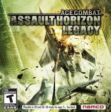 Ace Combat: Assault Horizon Legacy Plus