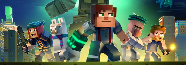 Minecraft: Story Mode delisted on Steam, leaving GOG.com on May 3rd