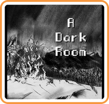 A Dark Room [RELISTED]