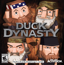 Duck Dynasty (3DS)