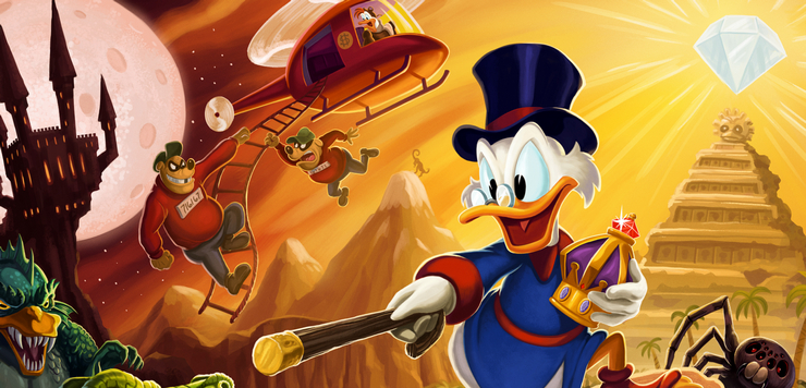 DuckTales: Remastered is Relisted on consoles and PC