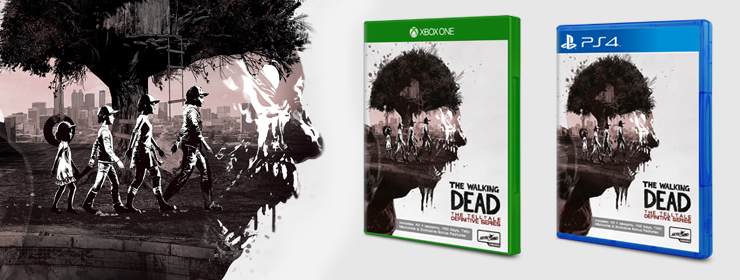Skybound confirms Walking Dead Definitive on-disc content