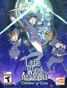 Little Witch Academia: Chamber of Time [RELISTED]