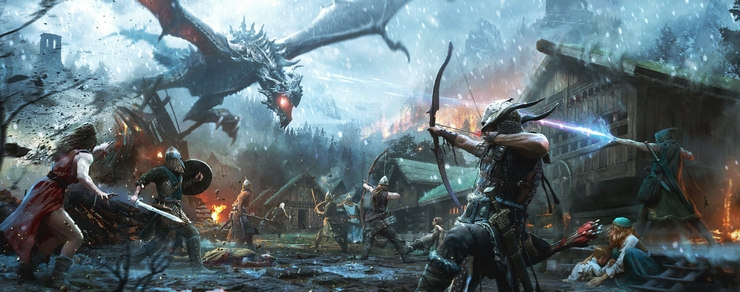 The Elder Scrolls: Legends ends development, remains online for now